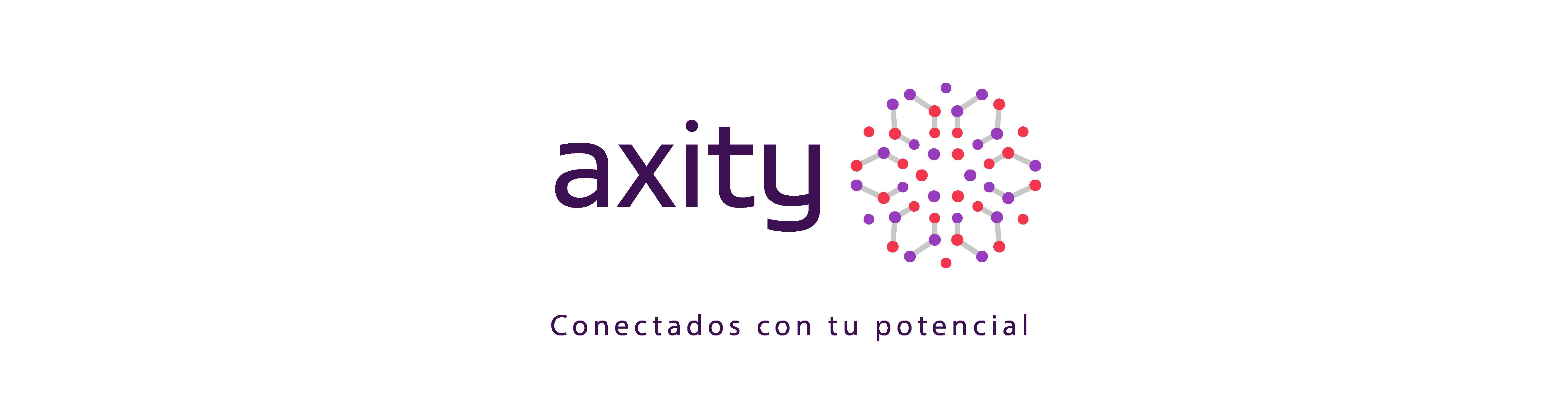 Banner de la empresa Axity