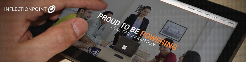 Banner de la empresa Inflection Point