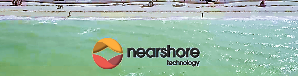 Banner de la empresa NearShore Technology