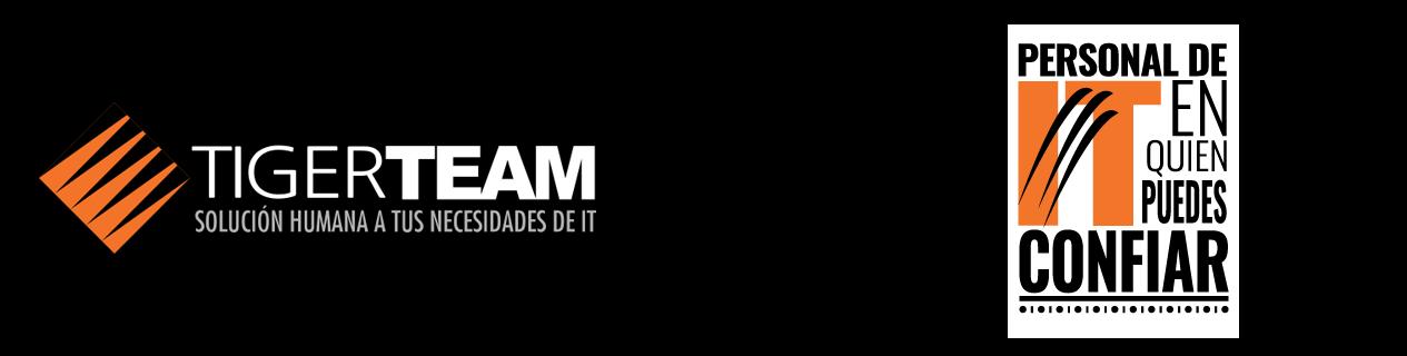 Banner de la empresa Tigerteam