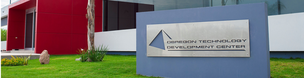 Banner de la empresa Obregon Technology Development Center