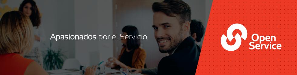 Banner de la empresa Open Service